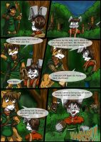 Robin hood page 5 by MikeOrion