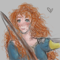 Merida by Moonlite-Skies
