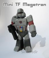 MiniTF Megatron by Sinceredir