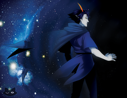 Fantroll - Mage of Void by blk-kitti
