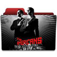 The Americans Folder Icon by efest