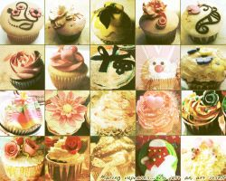 Another cupcake icon sets... by Shizumichan