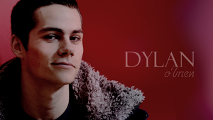 Dylan O'brien wall II by mishulka