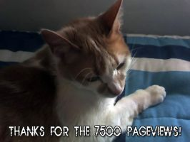 7500 Pageviews by HadesDiosSupremo