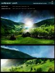 hillside - wallpaper pack by markpaulkk