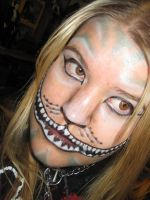 Cheshire Cat 1 by o0Psy0o
