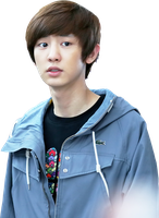 EXO Chanyeol [PNG] by Deerhansic
