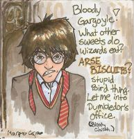 James Potter invents pastries by strangerthanever