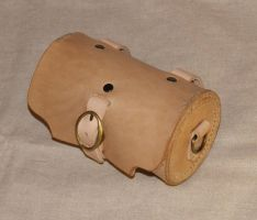 Barrel Belt Pouch by Avanger