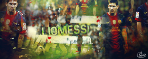 Messi ! by Hatem-DZ