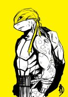 Mr P TMNT by ReeD82