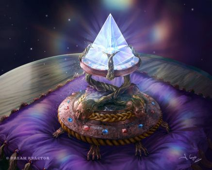 Prism Of Knowledge by 1oshuart