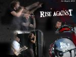 Rise Against wallpaper by sto12m