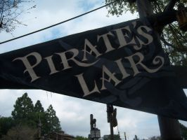 Pirate's Lair by Seras22