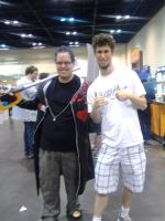 Me With Ori From King Of The Nerds by arcader1