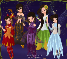 Fairy Talents Part 2 by OperaticAnimeNimue