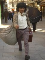 Street Performer 2 by misS-suZy