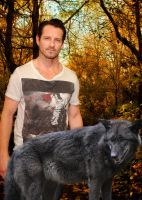 Peter Hale and His Daemon by LJ-Todd