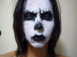 - METAL - Makeup 4 by KisaMake