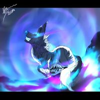 GIFT:          .: Halo Effect :. by Blue-Wolf2000