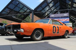Dukes of Hazzard - General Lee Stock by BeccaB-323-STOCK