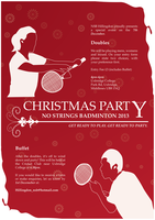 NSB Christmas Party 2013 by Dracorum-Order