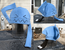Wobbuffet Hat by clearkid