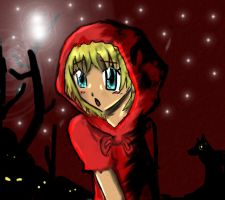 Red ridding hood by TsukinameAlphard
