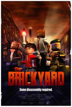 L4D - the Brickyard by toddworld