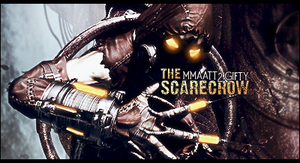 Scarecrow by Kelel