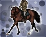 Life is a Dressage by StormAndFreedom