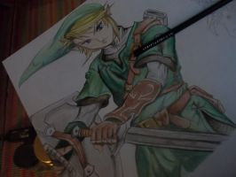 Link by niqitaMonster