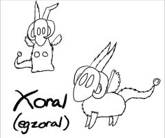 Xoral by PurrincessBunbun