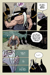 more HEAD LOPPER by Andrew-Ross-MacLean
