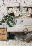 Miniature Abandoned Kitchen by PetitPlat