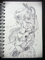 Tiger Lily by JowieLimArt