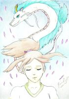 Spirited Away by Rominaisawesome