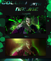 Collab with Naline by SecurityGFX