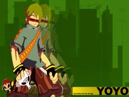 Jet Set Radio Future for Empa by candybeyatch