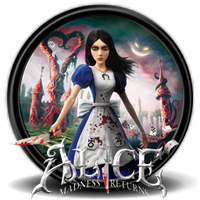 Alice Madness Returns Icon 2.0 by AnyColour-YouLike