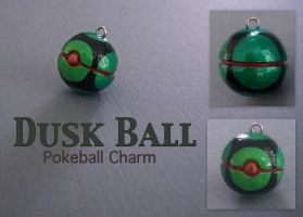 Dusk Ball Charm by GandaKris