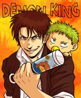 BEEL - demon king by FerioWind