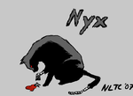 """""""NYX"""" for Dragonizer by notlikelytocare"""