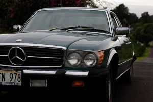 77 Merc by druinfly