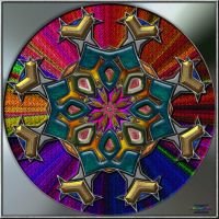 Mandala Template 01 - Inspiration - v8 by quasihedron