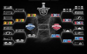 2014 Playoff Bracket - Third Round by bbboz