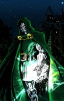 Doctor Doom by tomcrielly