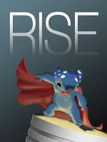 Stitch Rises by WeaponXIX