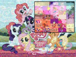 MLP FiM Mosaic Ver.Season2 Preview by Terrorlone