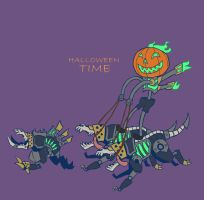 halloween time by thevampiredio